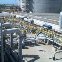 Manutenção em tubulações industriais