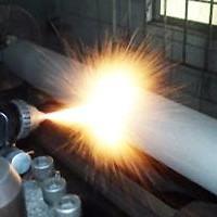 Metalização de alumínio